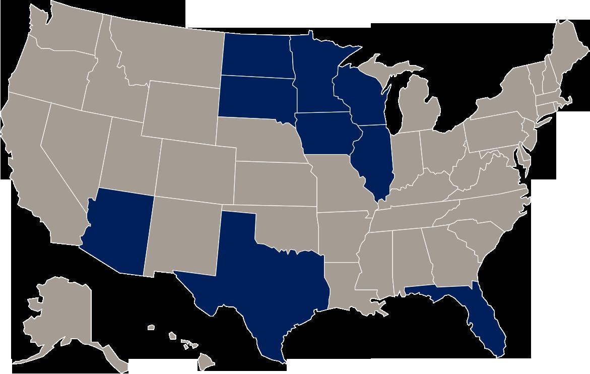 Map Medicare Health Insurance - Bg health plans